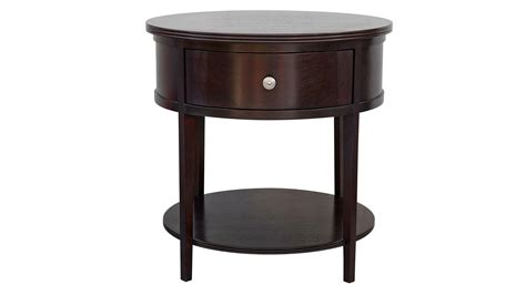 round bedroom table plush home carlisle round bedside table