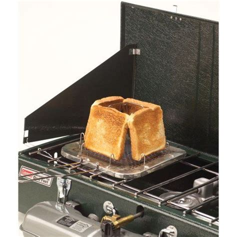 Coleman C Stove Toaster pin by on the great outdoors