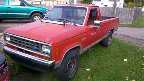 1986 Ford Ranger by 1986 Ford Ranger Xlt