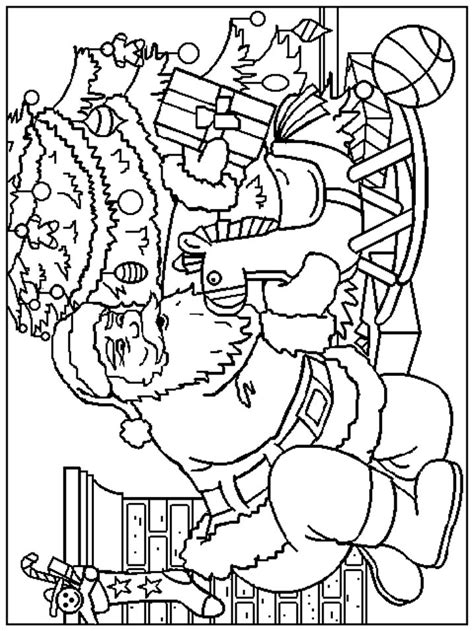 coloring pages of father christmas kids n fun com 85 coloring pages of christmas santa claus