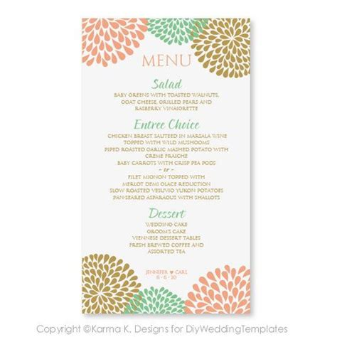 menu cards wedding menu cards and wedding menu on pinterest
