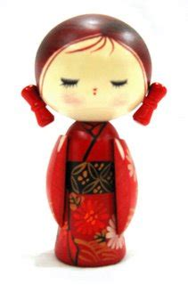 div style align my sanctuary my for kokeshi dolls