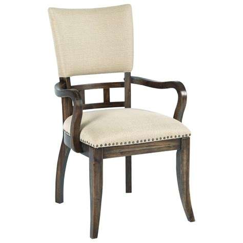 Nailhead Arm Chair Design Ideas Furniture Wildfire 86 064 Tweed Upholstered Arm Chair With Nailhead Trim Hudson S