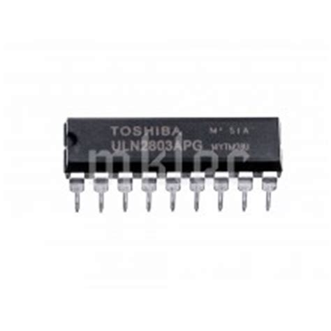 Ic Toshiba Uln2803apg Uln2803 2803 2803apg 8 Channel Darlington misc ics