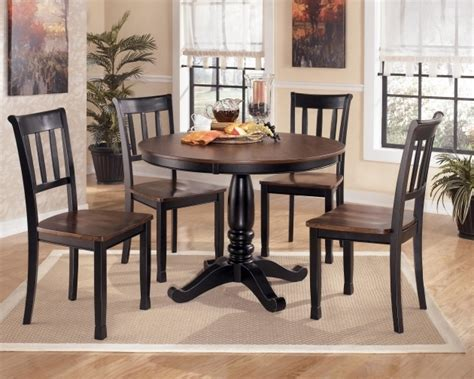 ashley furniture kitchen ashley furniture kitchen table and chairs hyland 5 piece
