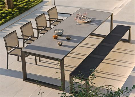 garden tables manutti fuse garden table garden tables modern garden