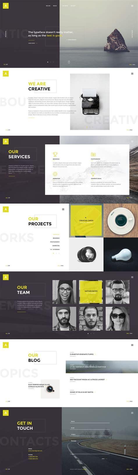 Best 25 Web Design Ideas On Pinterest Website Design Inspiration Web Design Programs And Web Web Agency Template