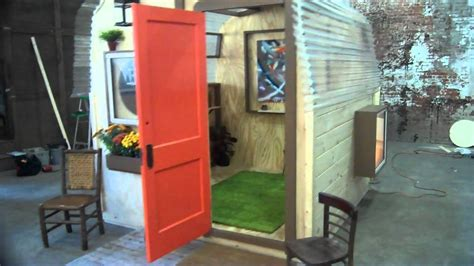 tiny prefabricated guest house cabin small