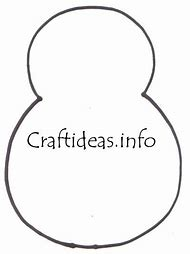 best 25 ideas about snowman cut out template find what you ll love