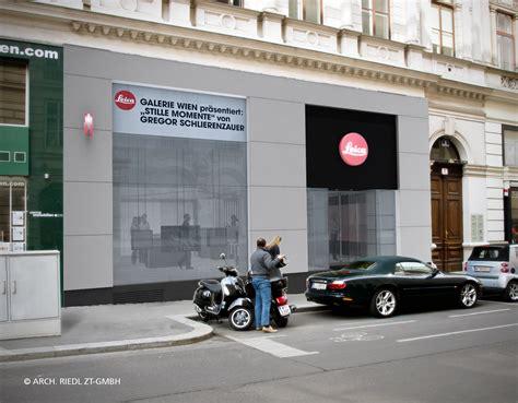 leica shop leica wien erh 228 lt leica store und leica galerie n 228 chst