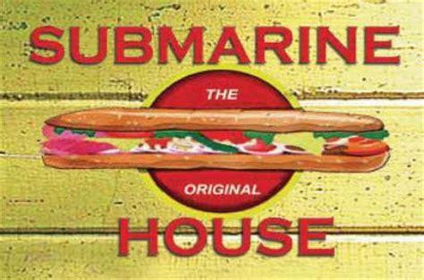 submarine house menu submarine house dayton oh 45415 menus and reviews