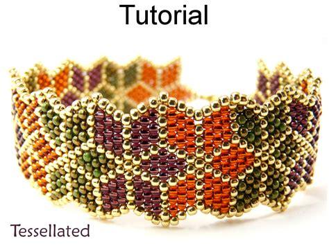stitch beading beading tutorial pattern bracelet brick stitch