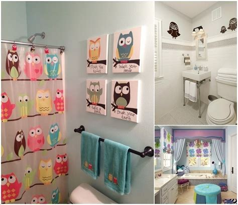 Kids Bathroom Ideas by 10 Cute Ideas For A Kids Bathroom