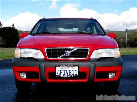volvo cross country 1999 1999 volvo v70 xc awd cross country wagon for sale