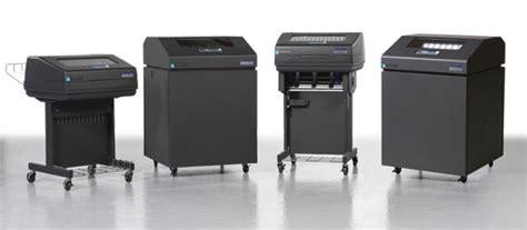 Printronix Line Matrix Printer P8205 Cabinet printronix p7000 and p7200 matrix line printer