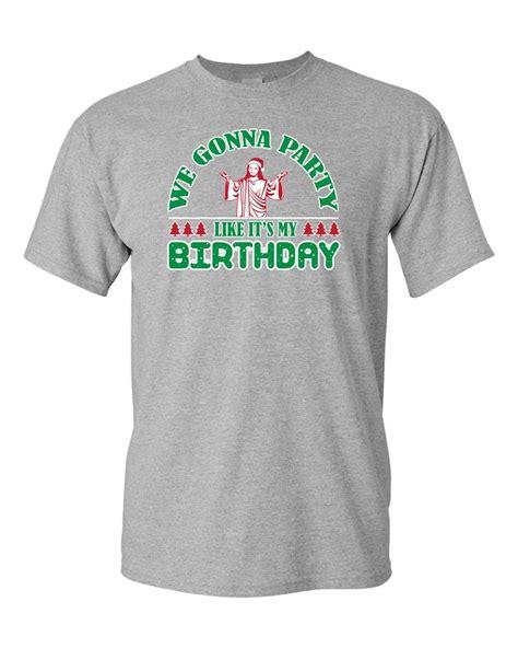 Kaos Everyday Tees Logo 4 we gonna like birthday