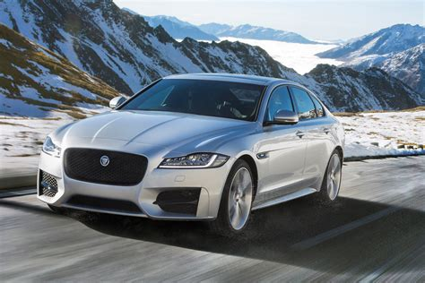 jaguar 4wd cars jaguar gives xf saloon more grip with 4wd auto express