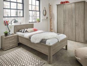 komplett schlafzimmer mit einzelbett senioren schlafzimmer komplett mit einzel oder doppelbett