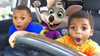 Kid Nursery Rhymes by Bad Baby Driving Parents Car Part 2 Goo Goo Baby Turn Mom