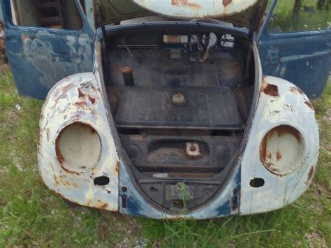 1967 volkswagen beetle parts 1967 vw beetle restoration project lots of parts used