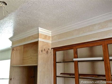 kitchen remodel soffit ceiling countertops diy flooring