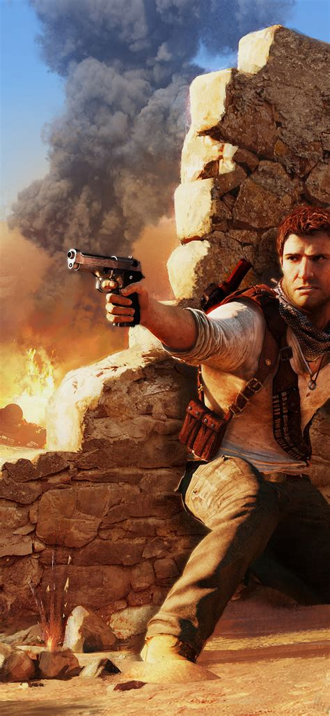 uncharted wallpaper  images