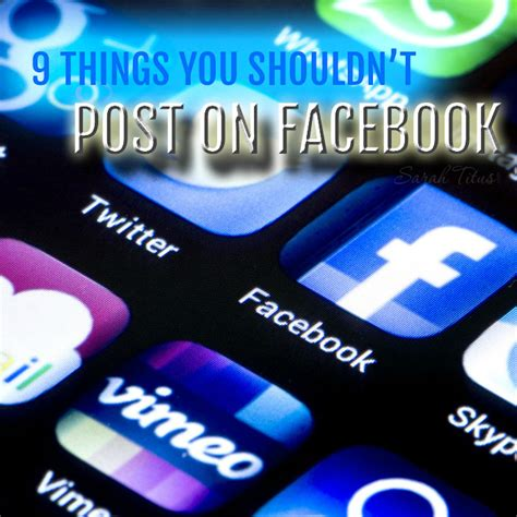 things you shouldn t feed your 9 things you shouldn t post on