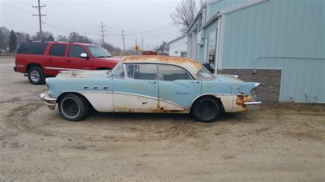 1956 buick special parts 1956 buick special 4 door hardtop the h a m b