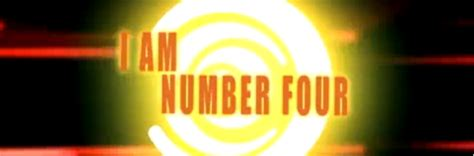 Novel 2nd I Am Number Four comic con qr code reveals the footage and