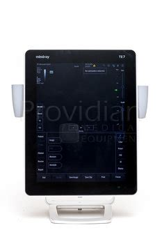 mindray te ultrasound machine  sale  providian medical