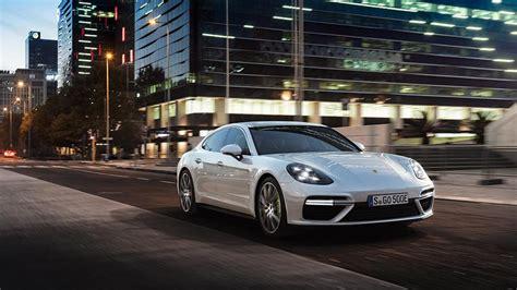 Porsche Panamera E Hybrid by Premiere In Genf Panamera Turbo S E Hybrid
