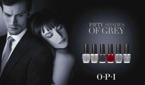 fifty shades of grey opi 50 shades of grey nail saphrona