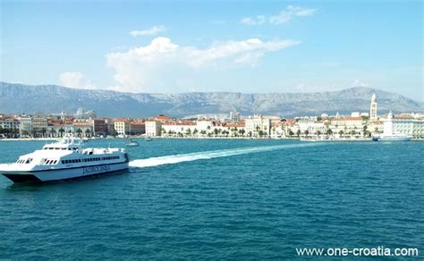fast boat dubrovnik korcula itinerary in croatia 7 days to visit split dubrovnik