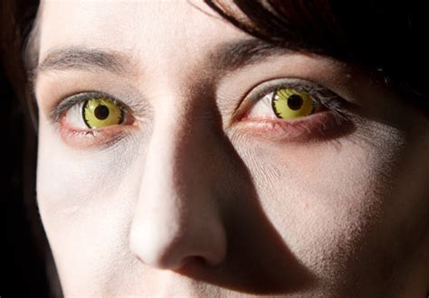 Zombie Party Decorations Halloween Color Contact Lenses For Party