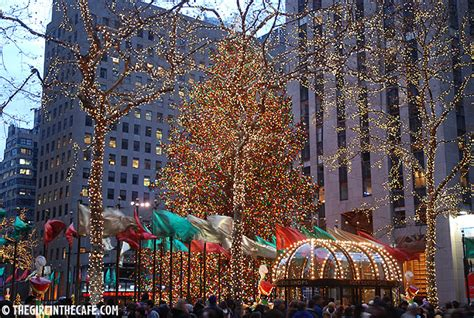 new york lighting new york ny new york christmas wallpaper wallpapersafari