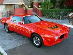 1973 Pontiac Trans Am Sd455 1973 Pontiac Trans Am Sd 455 Byffer