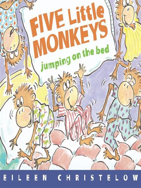 five little monkeys jumping on the bed five little monkeys jumping on the bed lake county