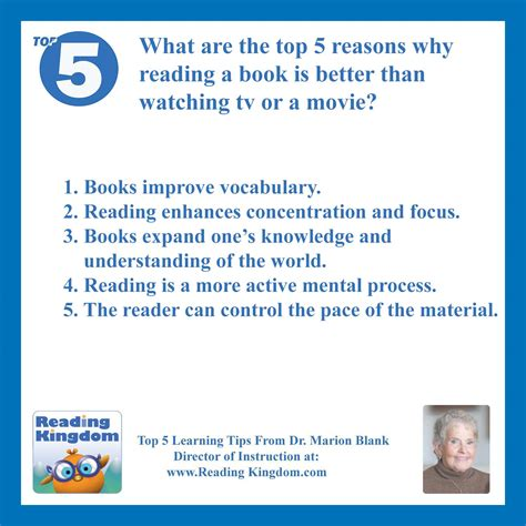 5 Books For A Wide Reader by Ask Dr Blank What Are The Top 5 Ways Reading A Book Is