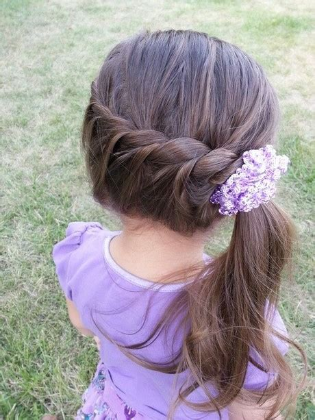 hairstyles for girls easy simple hairstyles for kids girls