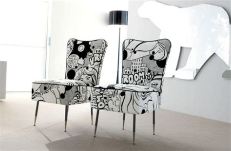 Comic Book Themed Living Room by Comic Strips Inspired Home Decor
