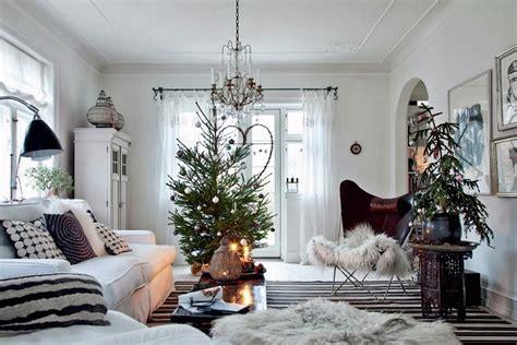 Decorare Un Ramo Secco Per Natale by новый год в скандинавском стиле