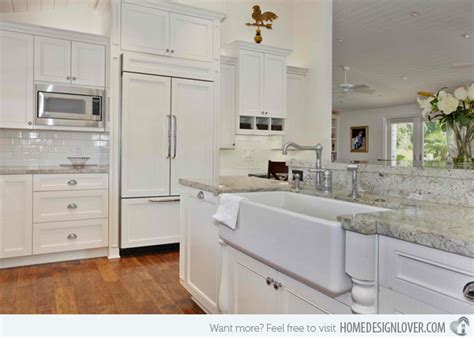 Custom Kitchen Cabinets San Diego by 15 Traditional And White Farmhouse Kitchen Designs