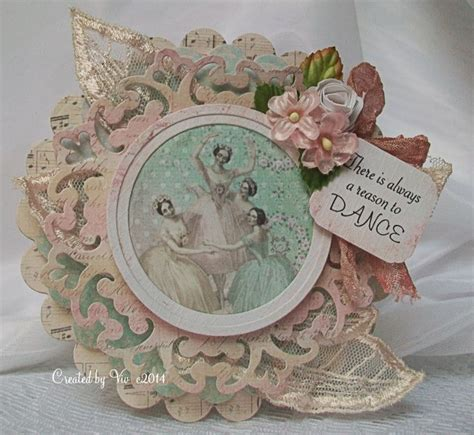 Segiempat Shabby Chic Seri 3 By shabby chic vintage themed using 5th avenue papers inspiration