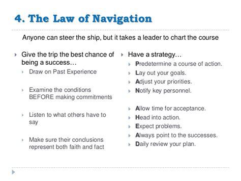 the 21 irrefutable laws of leadership by john c maxwell audiobook