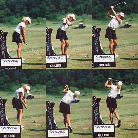 natalie gulbis golf swing natalie gulbis hollydale golf notes