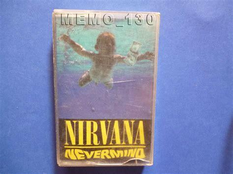 nirvana nevermind cassette cassette nirvana s 50 00 en mercado libre