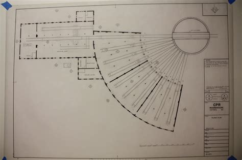 roundhouse floor plan roundhouse floor plan and elevations plan