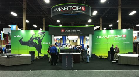 trade show booth design graphics trade show booth design double vision media group