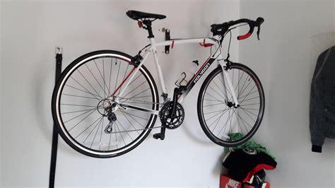 gantungan sepeda dinding meletakkan sepeda lebih rapi dan praktis harga jual