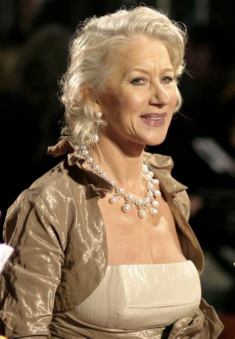 actress helen mirren file helen mirren at the orange british academy film